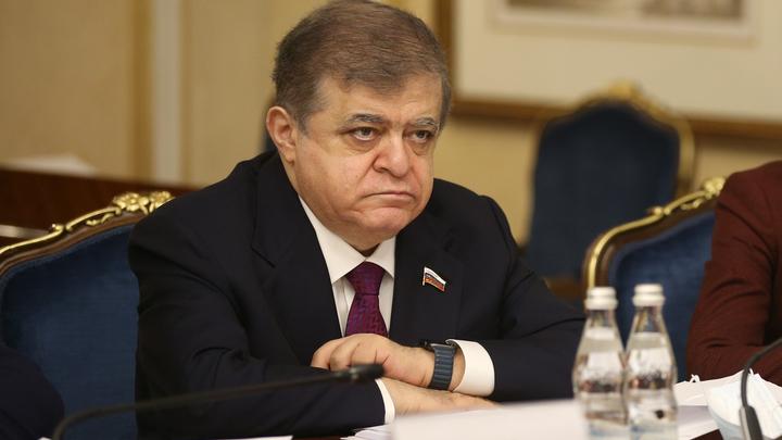 А Мурашко за что? Сенатор Джабаров возмутился введением новых санкций США против России