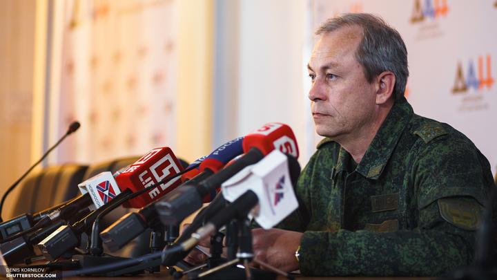 Басурин: Украина вновь атаковала позиции ДНР с моря