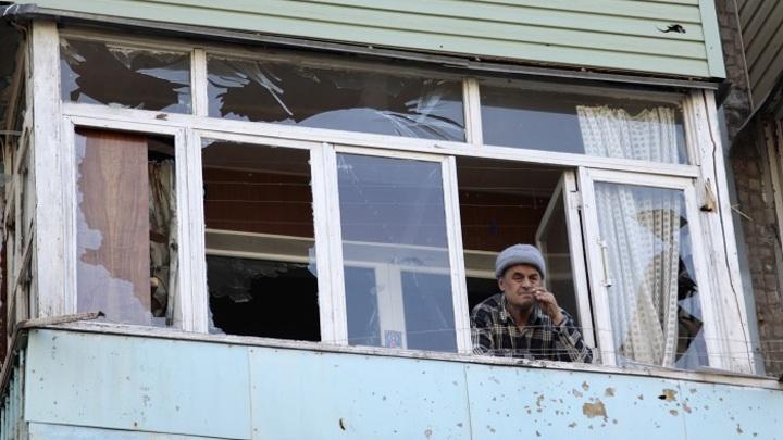 Пять лет на линии огня: Как выживают в районе Донецкого аэропорта
