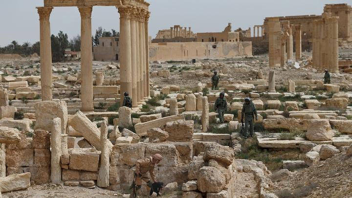 Сирийская армия приблизилась к военной базе Танф