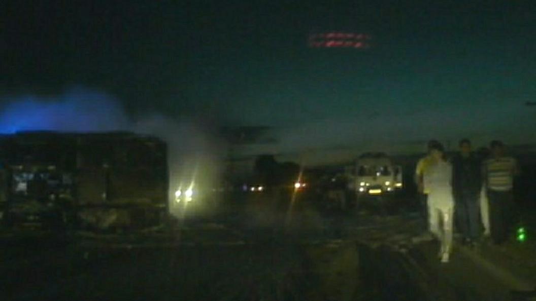 ВКыргызстане в итоге крупного ДТП погибли восемь человек