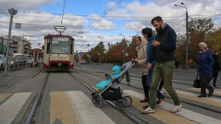 В Ленинском районе Челябинска на все выходные остановят движение трамваев