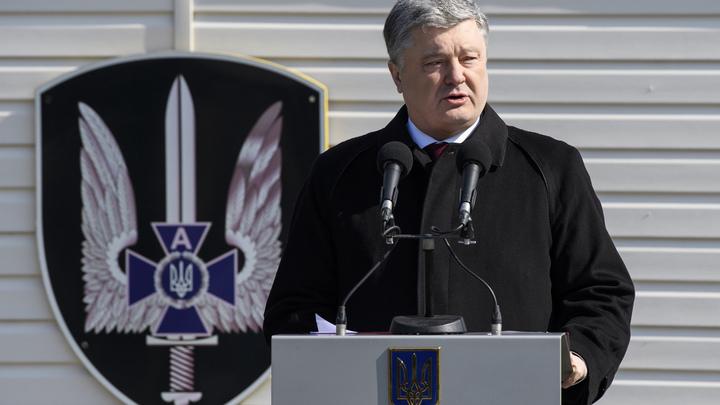 Порошенко предложил Раде в неотложном порядке допустить войска НАТО на Украину