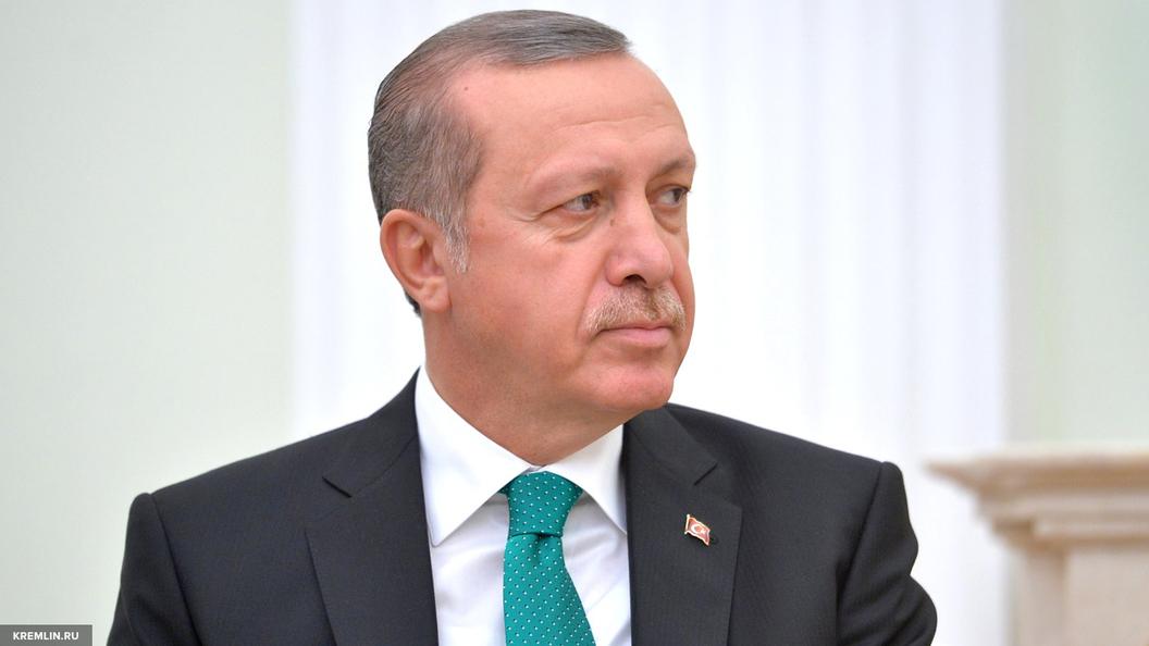 СМИ проинформировали о  визите Эрдогана вГерманию 7