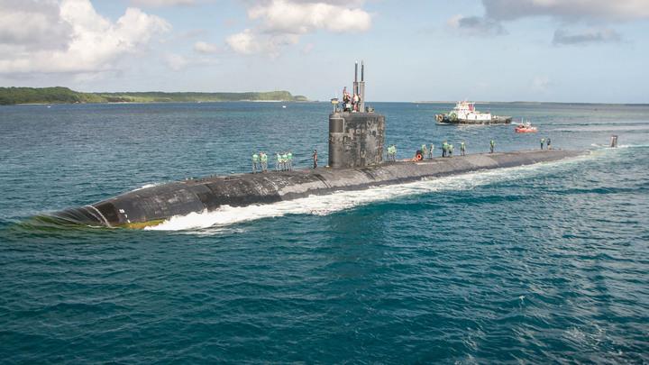 Русский флот к 2021 году укрепят мощными подводными лодками Антей