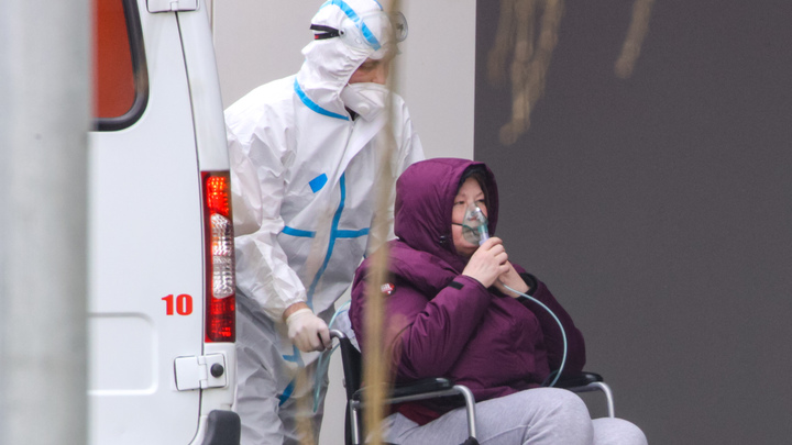 Суточное количество заболевших коронавирусом в Подмосковье выросло до 953