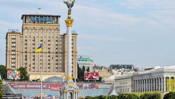 На Украине из-за янтаря перекрыли польскую трассу Киев - Ковель