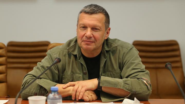Соловьёв разоблачил провокацию с ударом в живот: К этой гражданочке всё больше вопросов