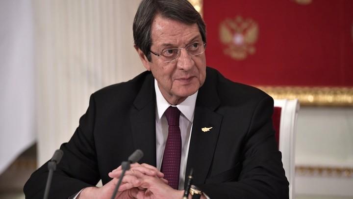Кипр приветствует своего нового старого президента