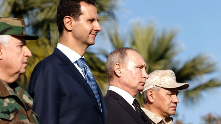 Не вырубишь топором: Путин не допустил войны России с США, спасая Сирию