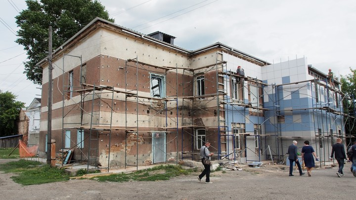 Детские школы искусств Новосибирской области приводят в порядок по нацпроекту Культура