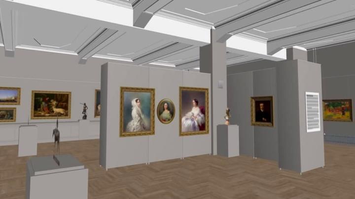 Стало известно, что будет на первой выставке уральского Эрмитажа