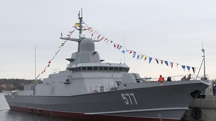 «Ураган» на Ладоге: Балтийский флот пополнится малозаметным носителем «Калибров»