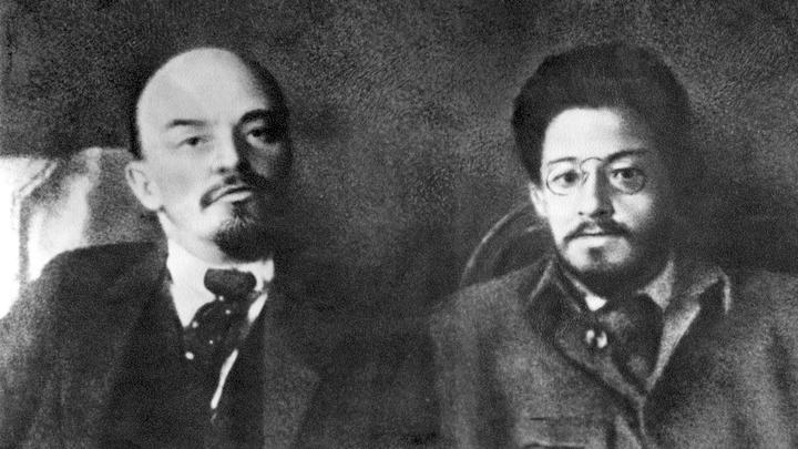 В Британии покажут редкие фото бритого Ленина