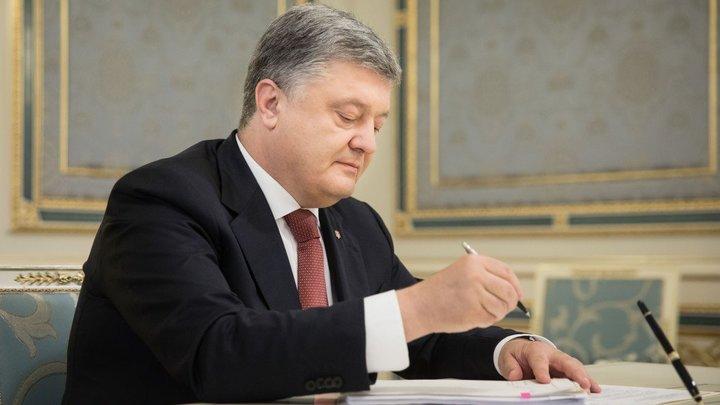 Порошенко планировал, что Россия потопит корабли - украинский политолог