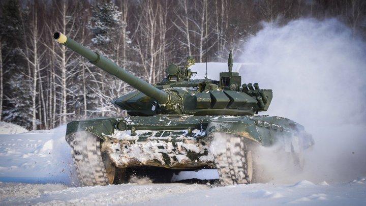 Эксперт: Армата, Т-90МС и Т-72Б3 — основа бронетанкового кулака России на 30 лет