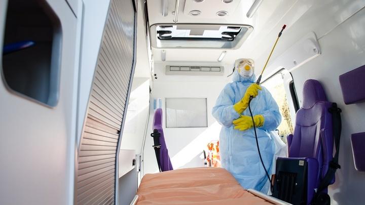 Коронавирус в Ростовской области - последние новости на сегодня, 22 ноября 2020. Спад по смертности