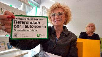 Референдумы в Италии. Максимальная автономия, пока не независимость