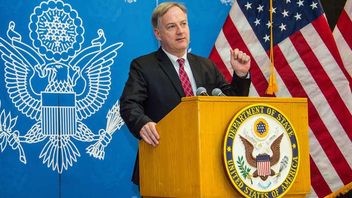 Снова здорово: Госсекретарь США похвастал наказанием России за «химатаку» в британском Солсбери