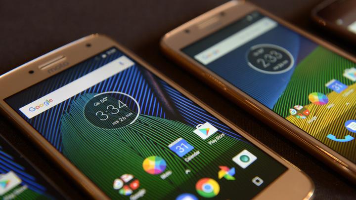 Motorola заявила о вторжении на российский рынок смартфонов