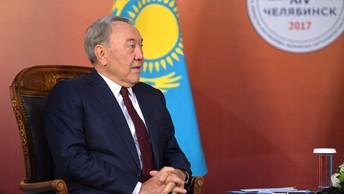 Чтоб каждый год так: Президент Казахстана вспомнил посиделки за пивом вместе с Путиным