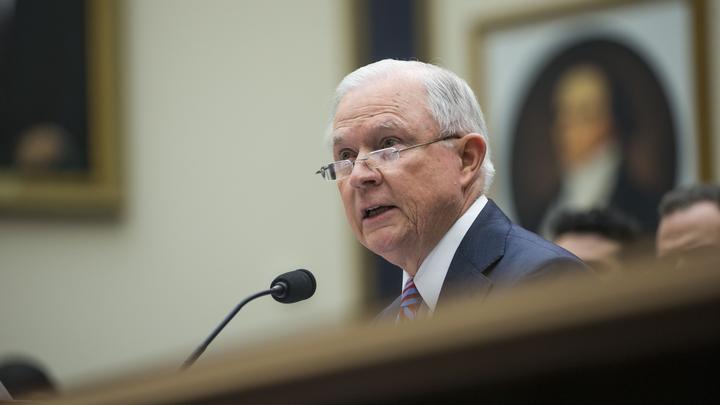 Генпрокурор США пошутил про Кисляка из-за слухов о его связях с русскими