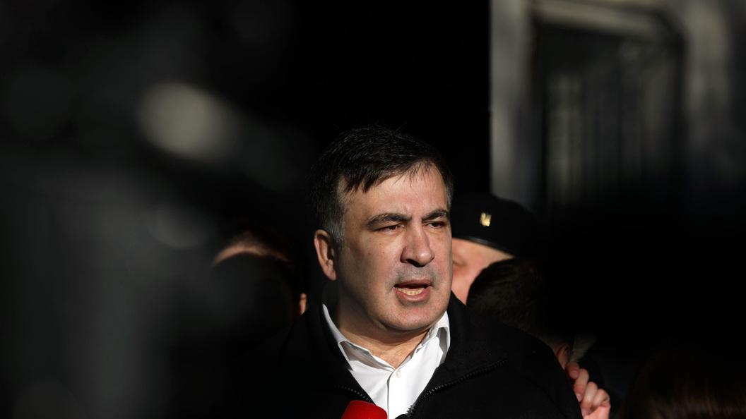 ВКиеве пожалели оприглашении Саакашвили