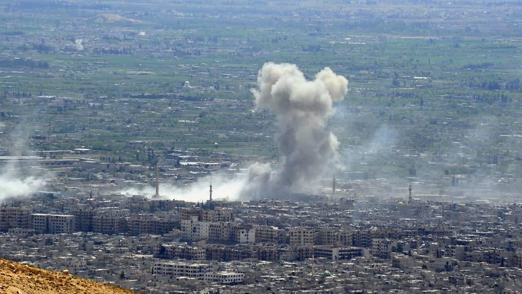 В Минобороны России представили неопровержимые доказательства вранья о химатаке в Сирии