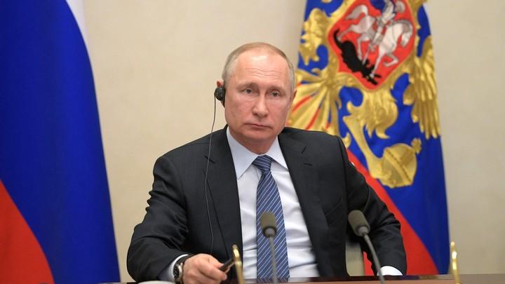 Нужно вычистить политическую шелуху: Путин жёстко поставил вопрос санкций на G20 по коронавирусу