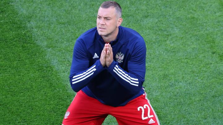 Сборная России после проигрыша Дании лишилась шансов на попадание в плей-офф Евро-2020