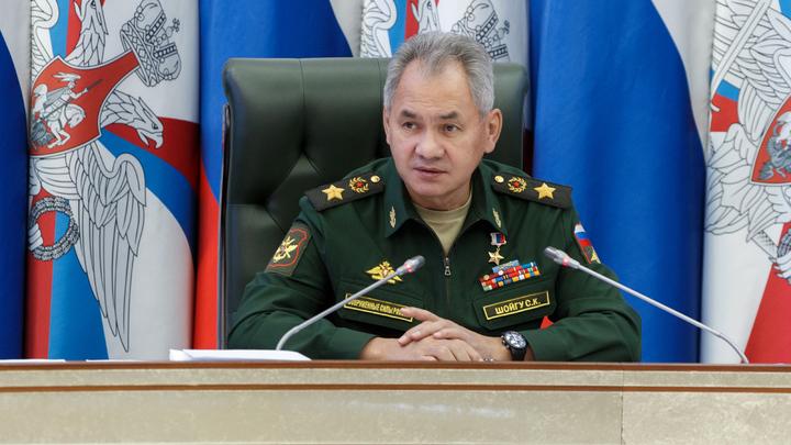 Шойгу заявил о ползучей угрозе из Афганистана: Не хотелось бы, чтобы в ОДКБ это перешло