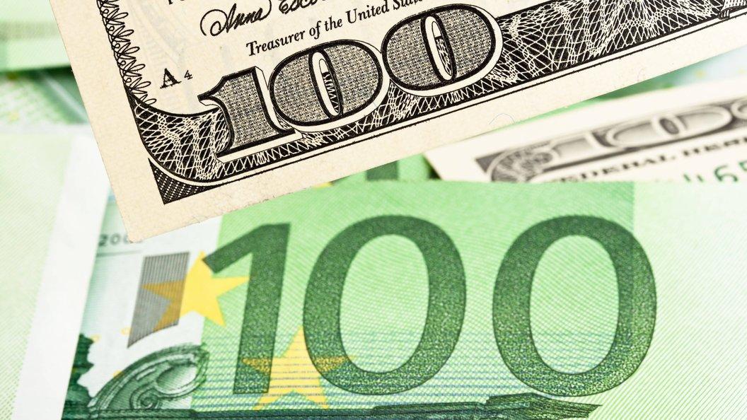 Курс евро превысил 68 рублей впервые за полгода