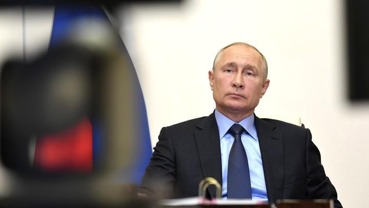 Не диктатура, а наоборот: Путин ответил на критику поправок в Конституцию
