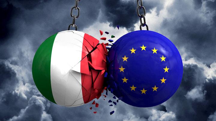 Разлад в Европе: Брюссель готовится наложить санкции на Италию