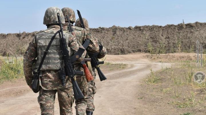 В Гегаркуникской области произошел инцидент с участием армянских и азербайджанских военнослужащих