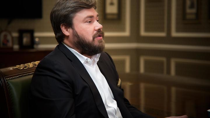 Константин Малофеев: Мутко - слабое звено в любой сфере