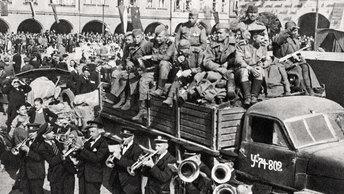 Бросок на Прагу: финальный аккорд Великой Отечественной войны