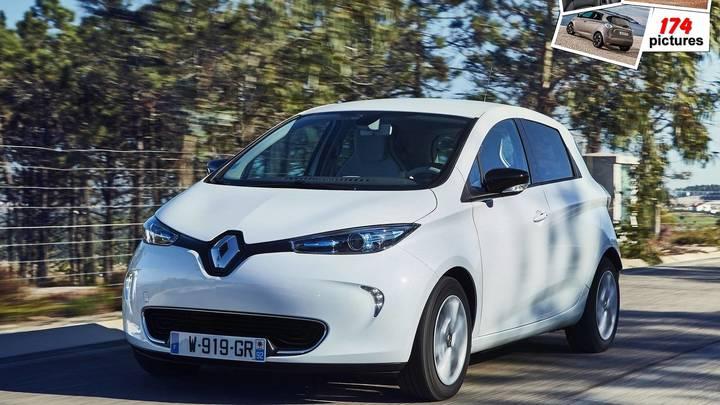 Стали известны цены на новый электромобиль от Renault