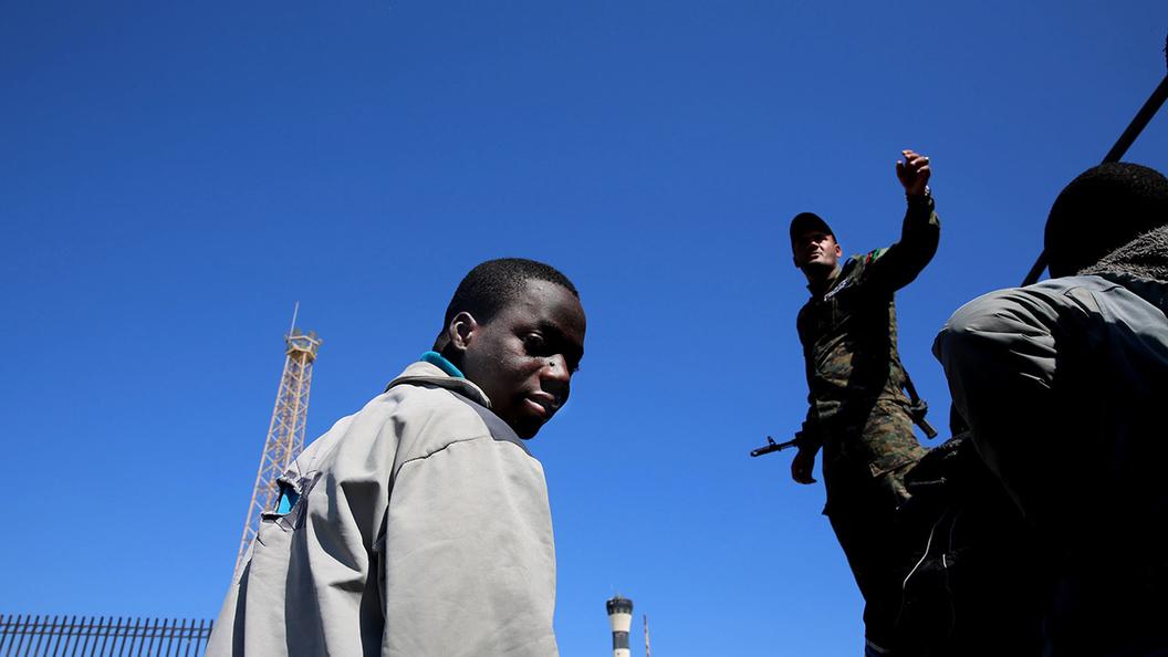 Стратегия Запада в Ливии