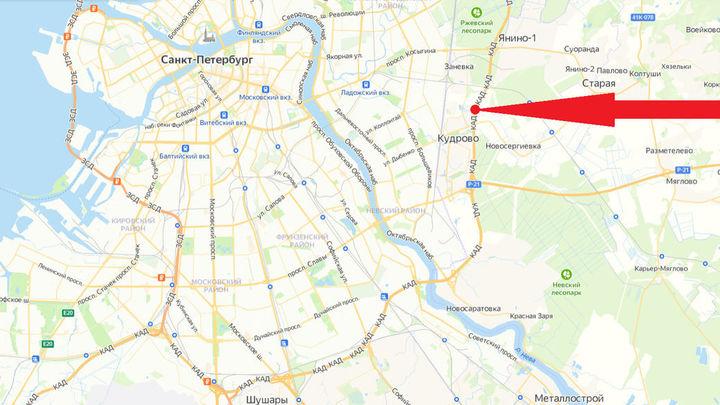 В Петербурге на два дня перекроют движение на КАД между Мурманским и Колтушским шоссе