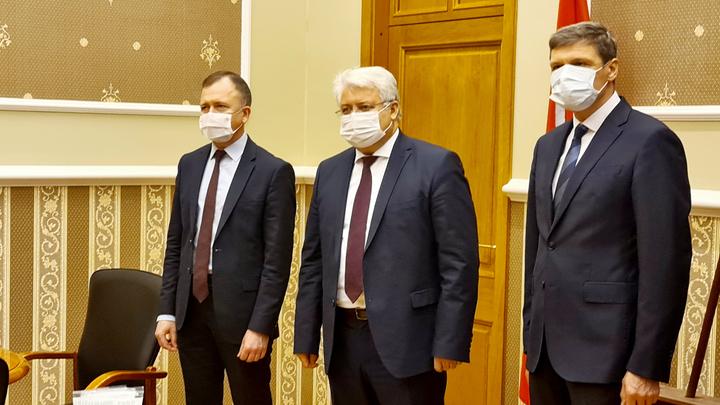 Настоящий полковник: Анатолий Завражнов стал главой Мариинской больницы
