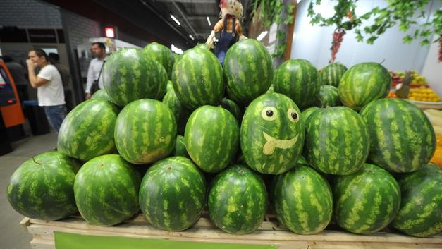 Стали известны средние цены на арбузы и дыни в Москве