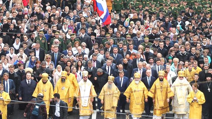 Повод для войны: В США разглядели в России последний оплот христианства