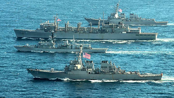 США нацелились на Северный морской путь