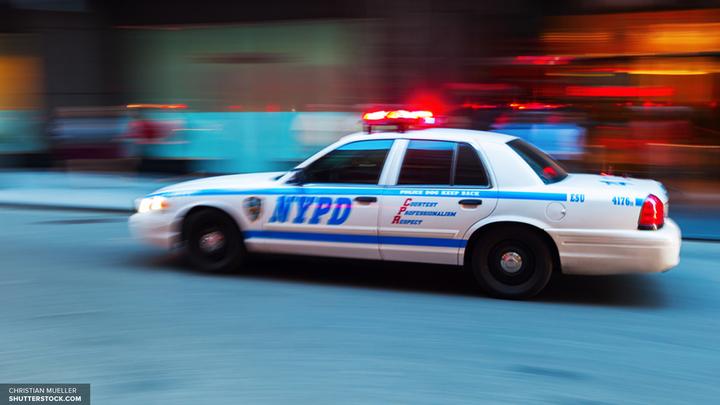 На Манхэттене автомобиль протаранил толпу людей, есть пострадавшие