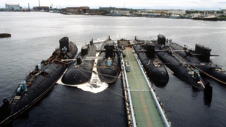 Новейшие дизельные подлодки ВМФ России прибыли в Средиземное море