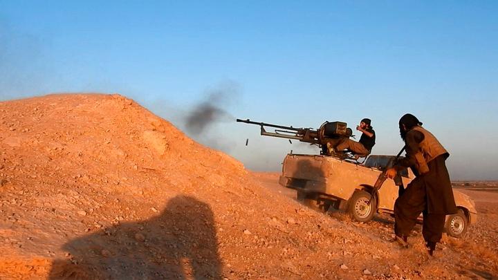 Запад нашел оправдание наличию у террористов ИГИЛ американского оружия