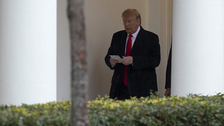 Расскажет про вставную челюсть Пелоси: В Сети анонсировали срочное заявление Трампа вслед за Белым домом