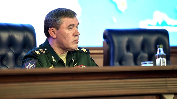 Генштаб России: Новые формы боевых действий защитят Россию от агрессии