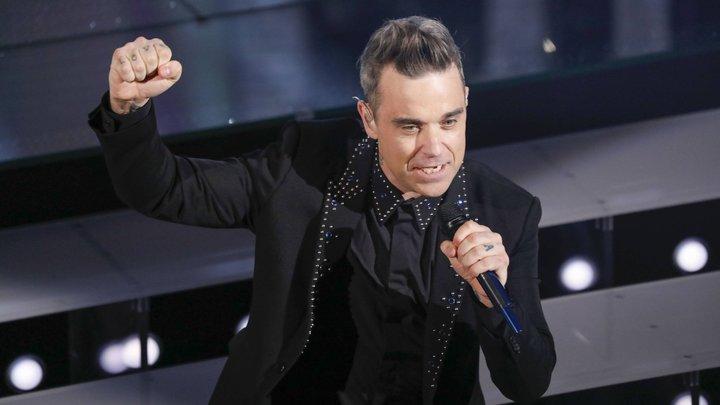 Концерта не будет: Робби Уильямс отменил визит в Россию